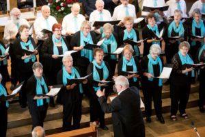 Sängerbund Sielmingen feierte 40 Jahre Frauenchor